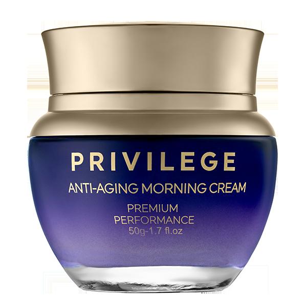 Privilege Крем для лица и шеи омолаживающий дневной