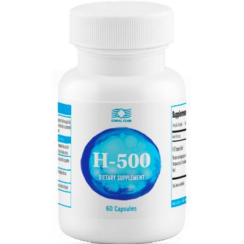 H-500 60 капсул