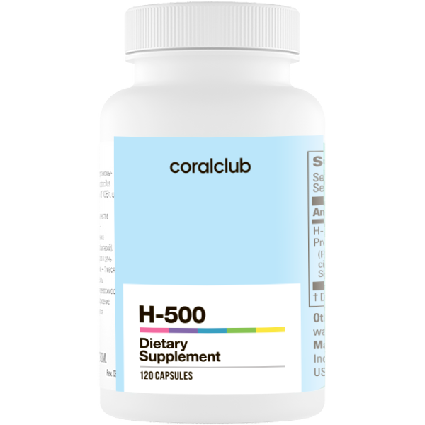 H-500 120 капсул